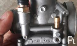 For sale keihin carb 28mm class a 2weeks used
