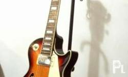 one piece Mahogany neck, Rosewood finger board,