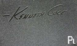 Authentic Kenneth Cole bag Can be used as backpack or