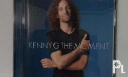 Kenny G The Moment CD October 1996 Arista