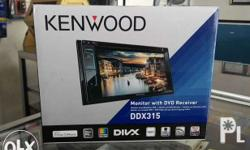 Brand New DDX 315 2din touch screen usb dvd touch
