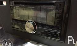 KENWOOD Stereo (DPX-U5140BT) For Sale. RFS: Never been