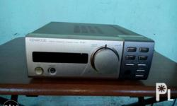 Kenwood stereo integrated amplifier