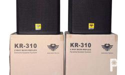 KEVLER Speaker: Model KR-310 and KR-312 You Can order