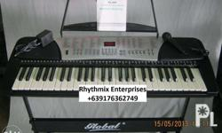 Brand New Global GL444 Keyboard With Stand And Lessons