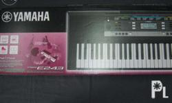 Brand New Yamaha Keyboard PSR E243 On Sale! Contact