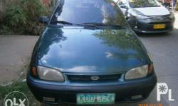 For sale Kia avella 2005 model newly registered expired