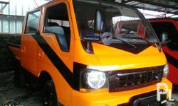 A kia Bongo (Double Cab), surplus, complete papers,