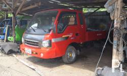 kia bongo fix cab and big eye loaded accesories, with