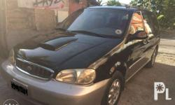 Kia Carnival LS 2000 Model -Complete papers