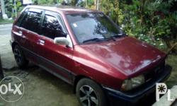 kia CD5 1994 Complete Papers good condition leather