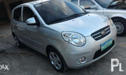 Selling this 2009 Picanto for only P260,000.00