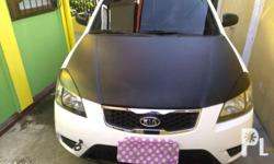 For sale kia rio 2010 model Fresh in and out Walang