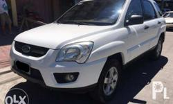 Very Good Condition 2009 Model 2.0 Engine CRDi 4x2