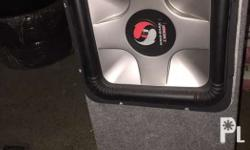 Kicker Solo baric l7 15 inches usa made With ported box