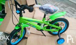 bike for kids size 14 Good fir 2-7 years old bearing