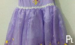 Kids Gown - Disney Brand 2 pieces For 3 and 2 years