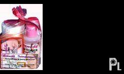 Beauche set: complete package for all skin problem,