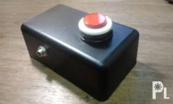 *For guitar pedal virtuosos; *Kill your rig at the end
