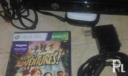 for sale kinect sensor for xbox 360 (mint condition)