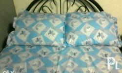 Made to order set bedsheets 2 pillow cases 1 fitted