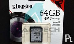 [KINGSTON SD CARD CLASS 10 - SD10VG2] INQUIRE NOW!