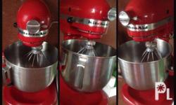 For sale 5quarts bowl lift kitchen aid deluxe with
