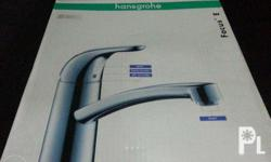 Hansgrohe Kitchen faucet mixer Made from high quality