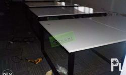 KLNA-D14 � L-TYPE OFFICE TABLE � Custom SIZE &