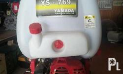 Power Sprayer Honda Daisen Knapsack Power Sprayer 1hp