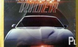 KnightRider The Complete Series 4 Seasons; 80 Episodes