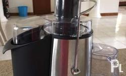 Make fresh fruit juices in seconds with this beauty
