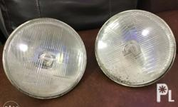 Koito headlamps from ke35 Pic is the actual item Item