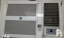 Kolin 2hp window type aircon w remote S-series. In Good