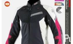 Brandnew Komine 3D Jacket with full paddings and neck
