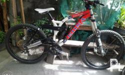 kona stab deluxe dh mountain bike asking price: 55k