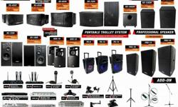Konzert Amplifiers and Speakers for Sale in Pasay City, National