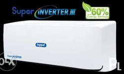 We are selling brand new koppel airconditioner and