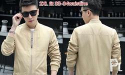 Korean Bomber Jacket for sale Size: 2xl Color: Blue and