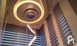 Products Offered: Combination blinds (Motorized/