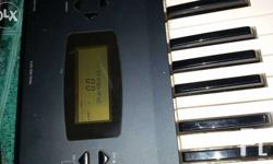Korg X3 see picture to appreciate (bought last week sa