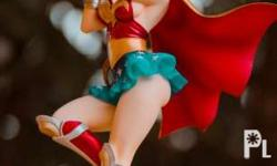 Selling my pre-loved Kotobukiya Bishoujo Wonder Woman
