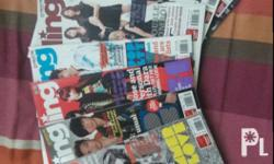 All are in good condition Php 800 for all of it Free
