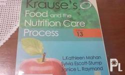 krause's Food and Nutrition Case process 13th edition
