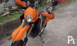 2005 ktm sxc 650 Good running condition New tires Clean