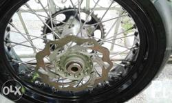 KTM EXC Wheel set Complete with Disc front and rear