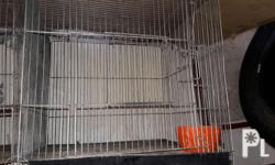 For sale Cage Good condition Wla pang sira