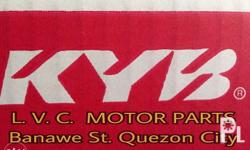 KYB KAYABA Brand Shock Absorber REAR Toyota FORTUNER