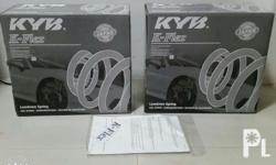 KYB K-FLEX lowering spring for Civic FD bought at