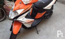 Kymco super8 sporty 150cc scooter,model 2016,OR&CR with